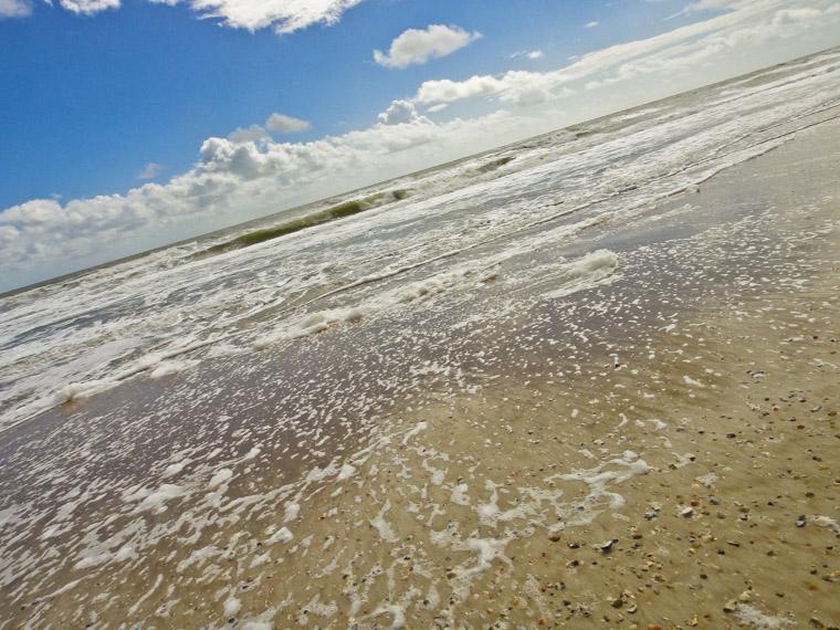 St Augustine Beach Wave