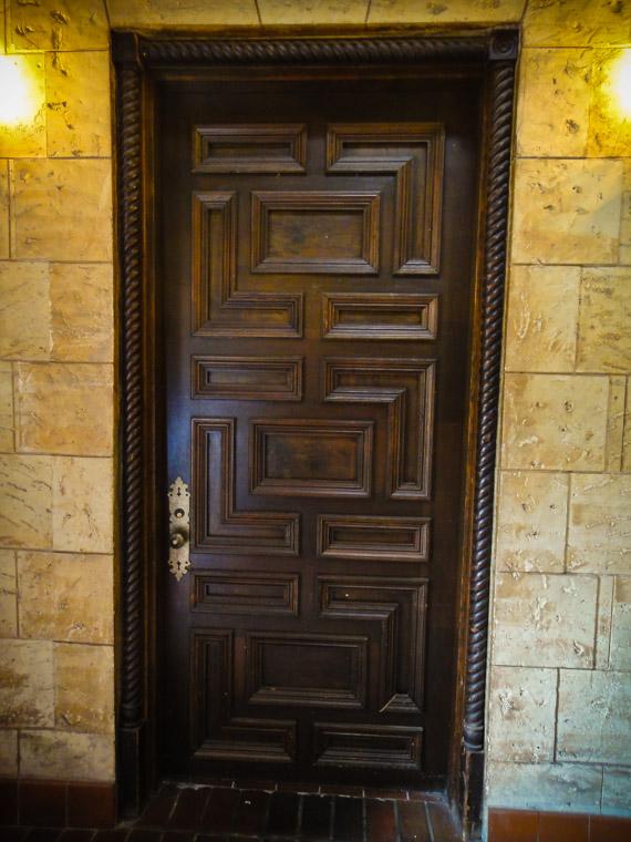 Tertris Door