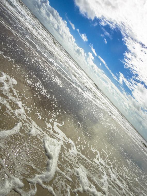 Sunny St Augustine Beach Day