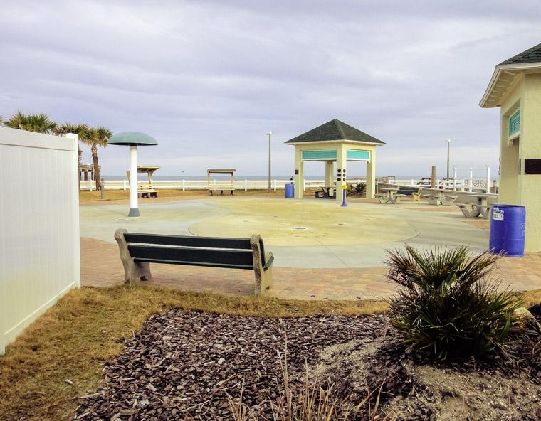 Pier Splash Park