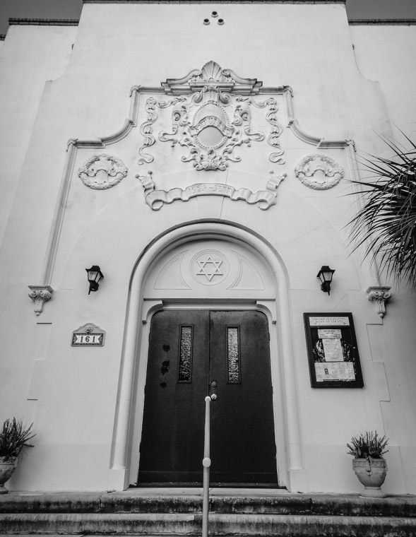 Congregations Sons of Israel Jewish Synagogue in St Augustine