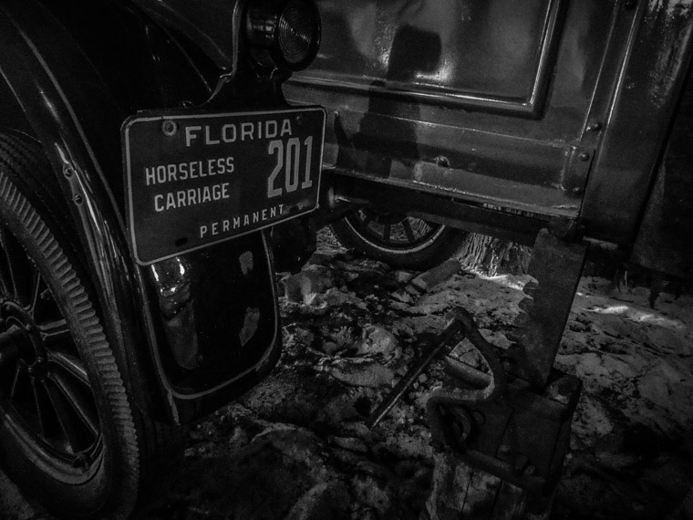 Ford Car Historic