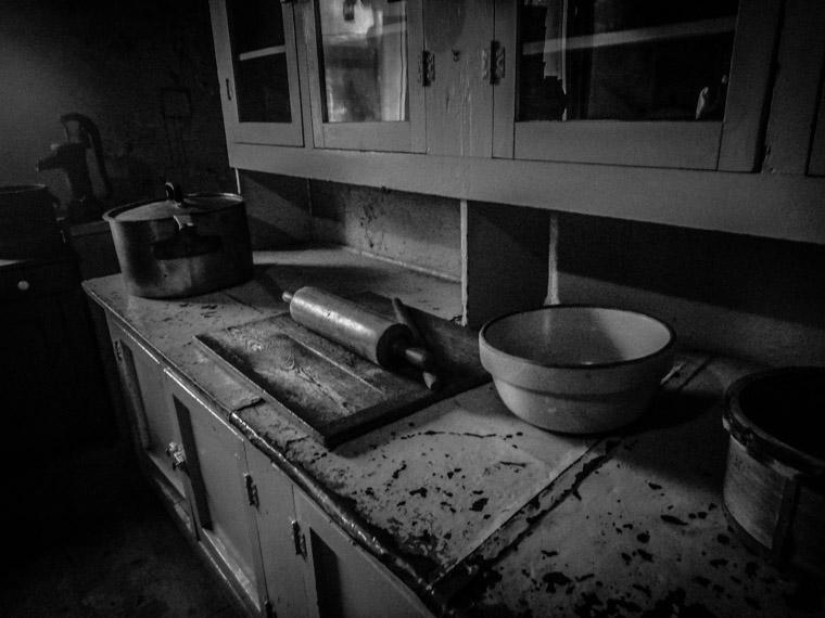 Oldest Prison kitchen