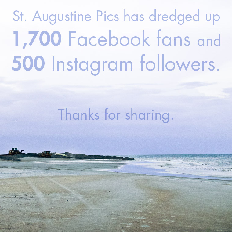 Dredge facebook and instagram fan count