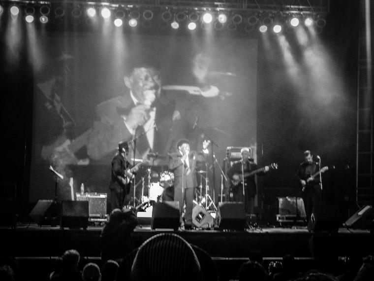 Percy Sledge Concert live Lincolnville Festival