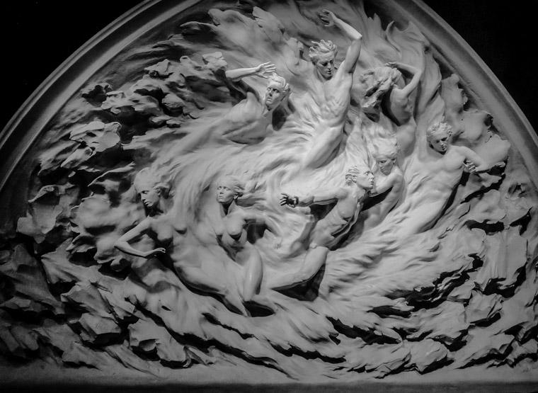 Sculpture Ex Nihilo Frederick Hart