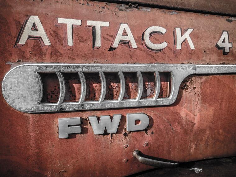 Smokin D's Firetruck Detail