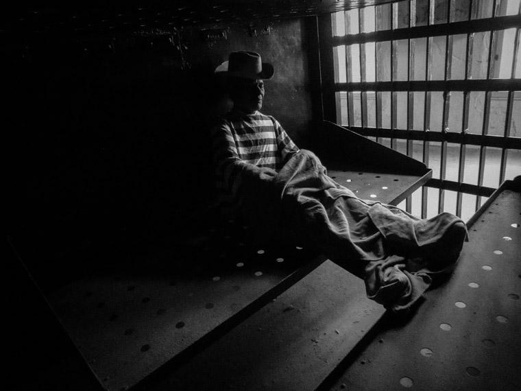 Oldest prison cell prisoner