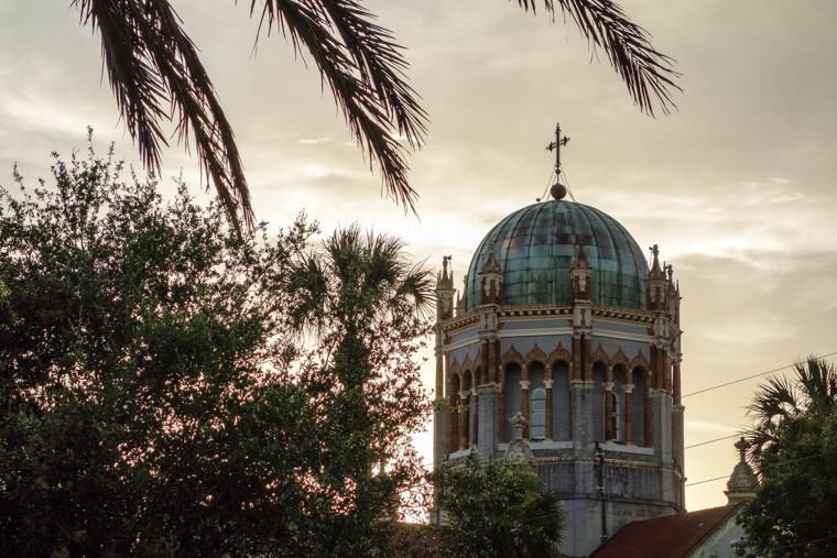 Memorial Presbyterian Sunset