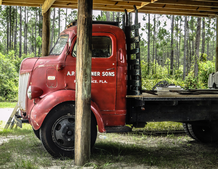 Ford cabover truck florida agricultural museum