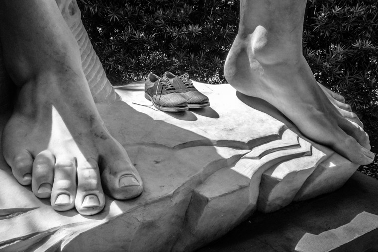 Ripley's Statue of David