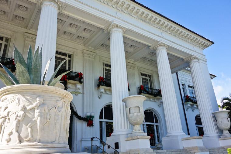 Henry Flagler's Whitehall Home in Palm Beach
