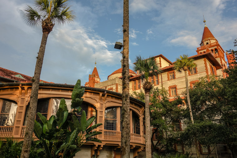 Flagler College Dining Hall