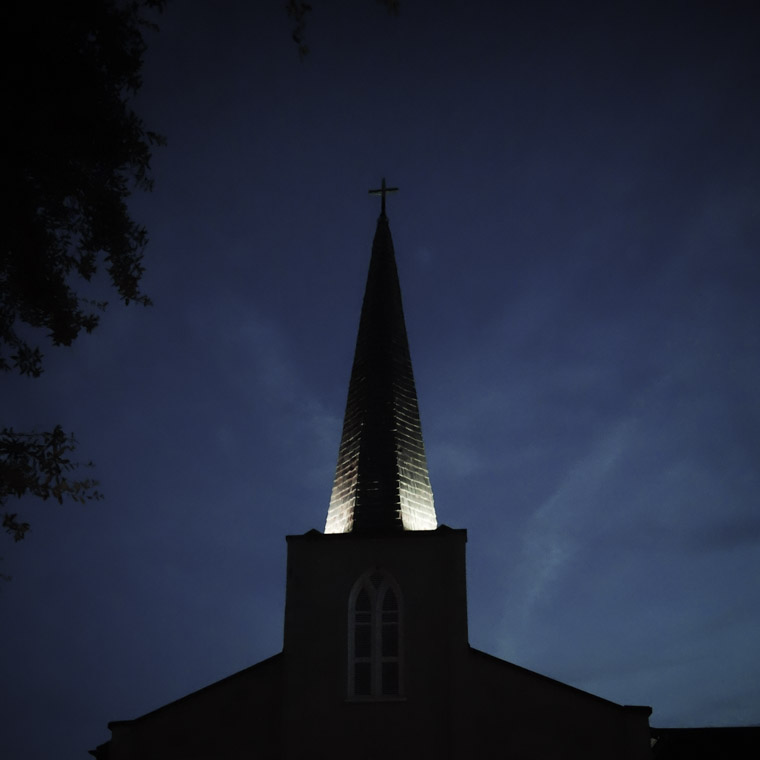 Trinity Episcopal Parish Church steeple