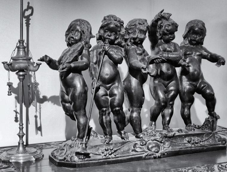 Lightner Museum Sculpture