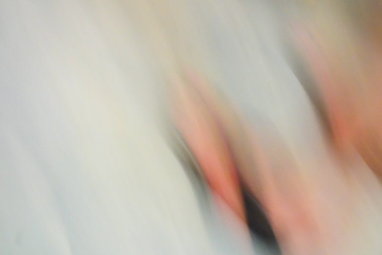 Photo blur fine art