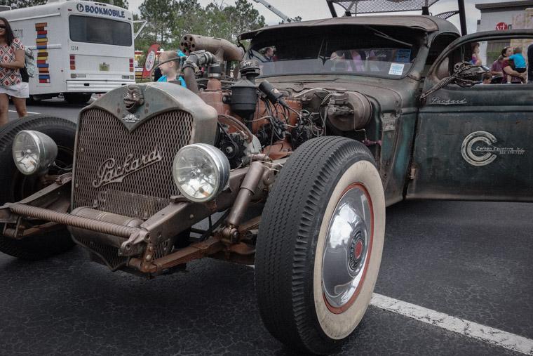Hot Rod Packard Custom
