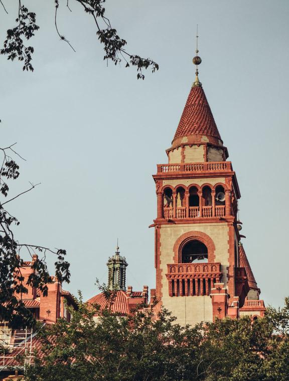 Flagler College Tower